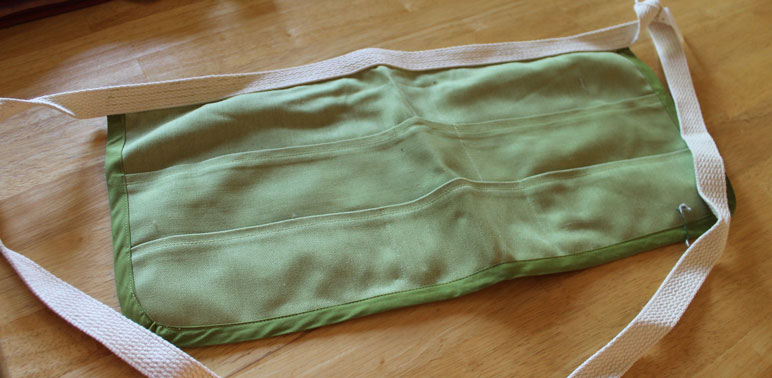Want to Barter for Christmas Gifts????-apron-gardening-green.jpg