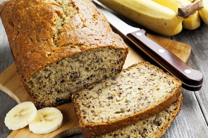 Three Easy Recipes to Use Up Overripe Bananas
