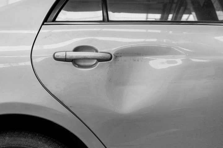 Save Money by Fixing Dents on Your Car Yourself