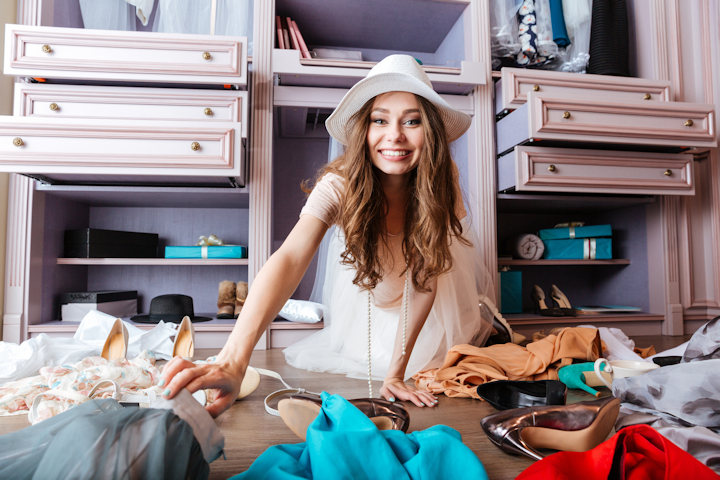 Try These Tips for Spring Cleaning Your Wardrobe