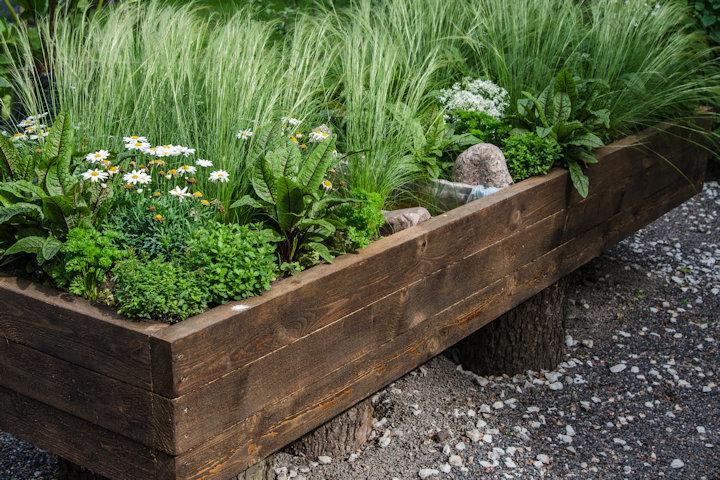 Creative Ideas for a DIY Container Garden - Frugal Village