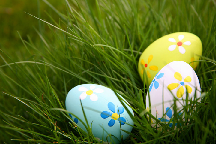 Think Spring with These Easter-Themed Crafts for Kids