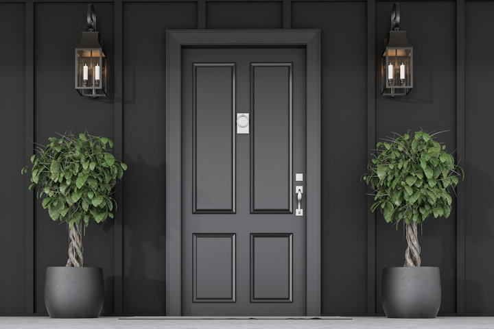 How to Put in a New Front Door