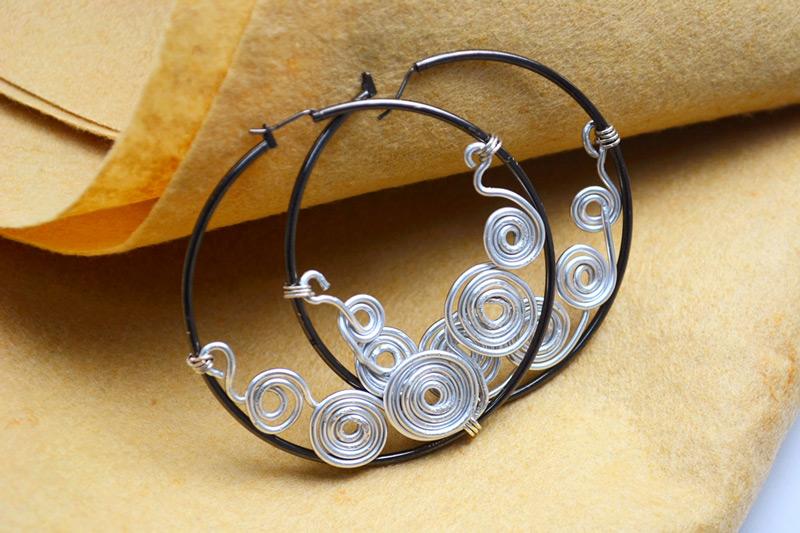 A pair of earring-how-make-your-own-hoop-earrings.jpg