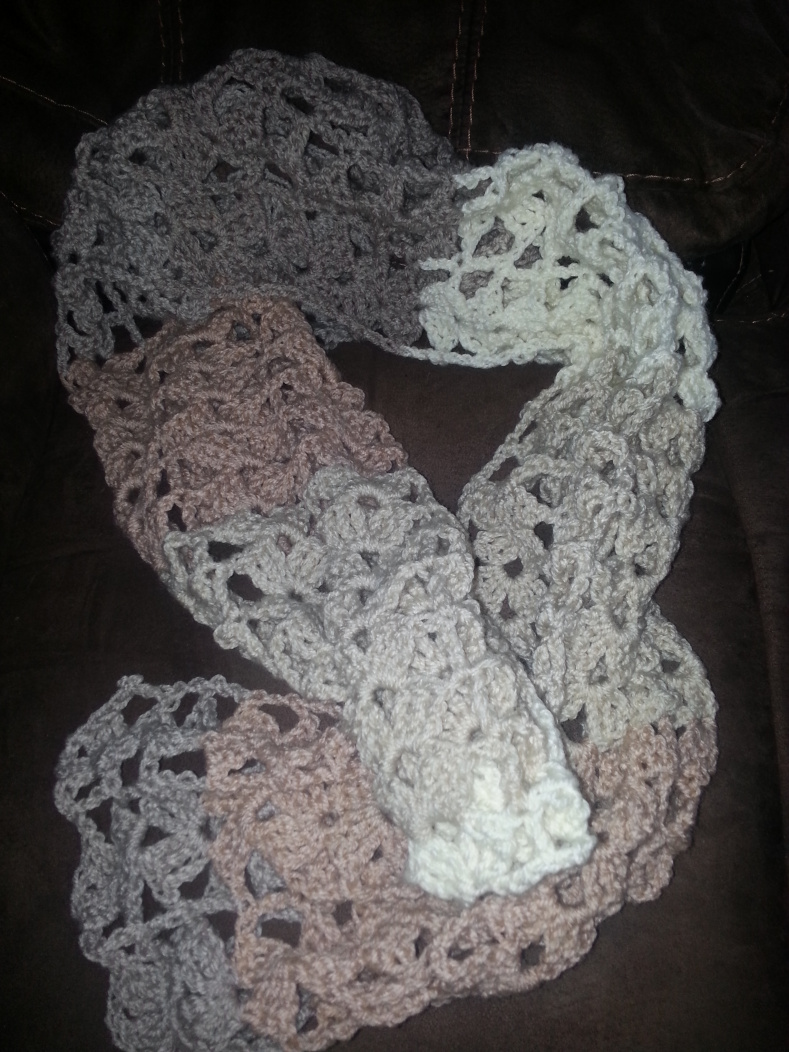 2019 Crochet Corner  share your ideas and projects-scarfbuttercream.jpg