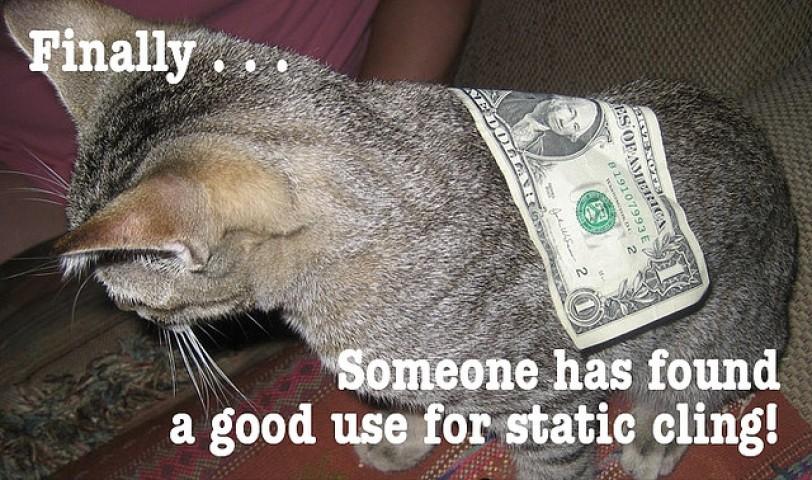staticcling