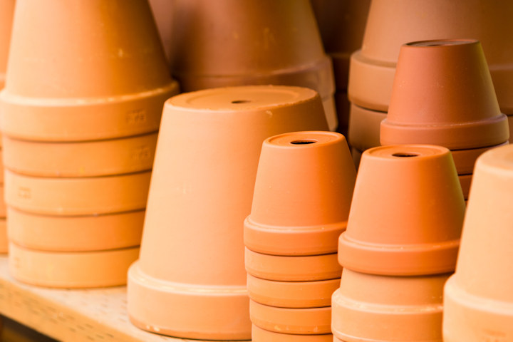 Creative Uses for Terra Cotta Pots