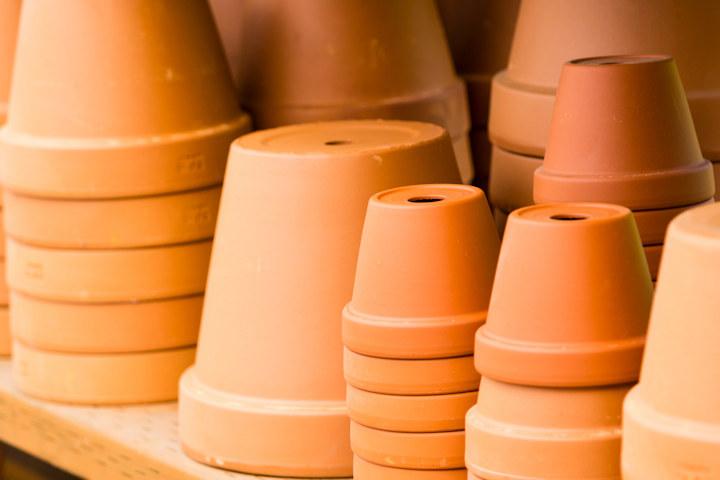 Creative Uses for Terra Cotta Pots