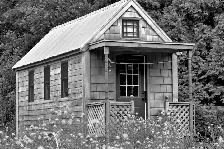 A Look At The Tiny House Movement