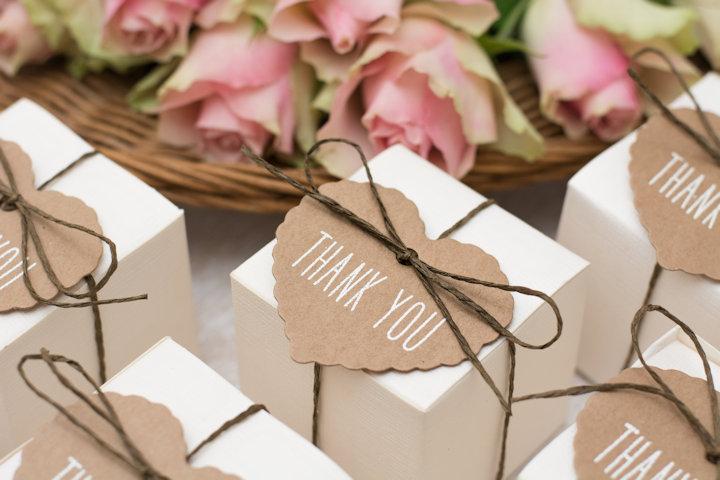 Creative Homemade Favors for an Outdoor Wedding