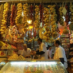 Istanbul (IST) - The Spice Market!!